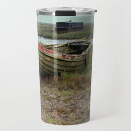 Old Boats Travel Mug