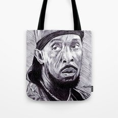 Omar Little Tote Bag