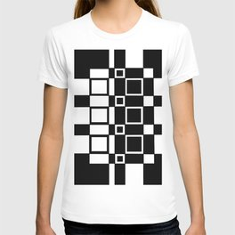 Chic Checkerboard T-shirt