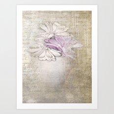 Floral Still Life 2 Art Print