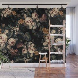 Midnight Garden XIV Wall Mural