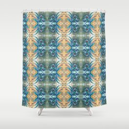 Insecurity Shower Curtain