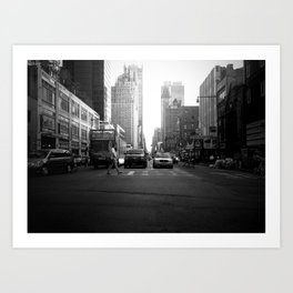48/8 Art Print