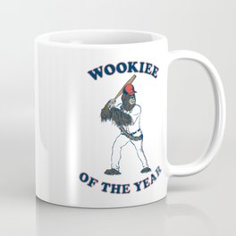 Wookiee Of The Year Coffee Mug