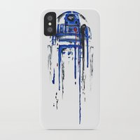 bleach iPhone & iPod Cases featuring A blue hope 2 by SMAFO