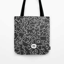 Doodle On, No. 1 Tote Bag