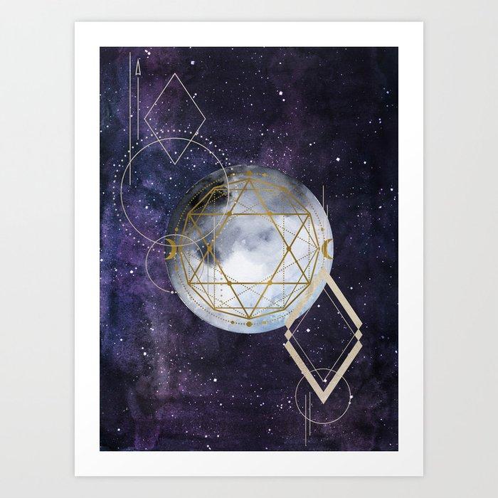 Infinity Art Print