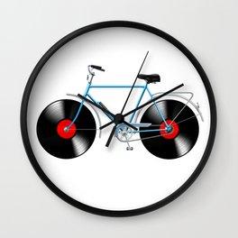 Simphony Bike Wall Clock