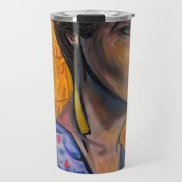 Iris Morales (Young Lords Party Series) Travel Mug