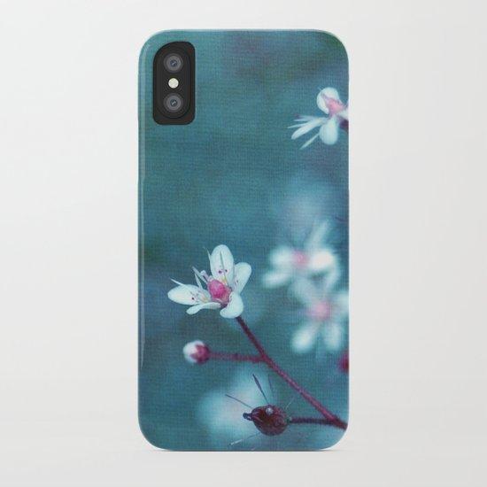 filigree I iPhone Case