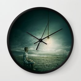 idea Wall Clock