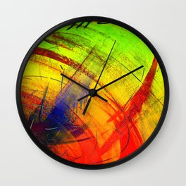 Wacko Jacqo Wall Clock