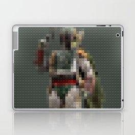 Fett - bounty hunter - Legobricks Laptop & iPad Skin