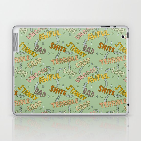 BAD PATTERN Laptop & iPad Skin