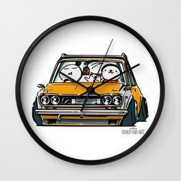 Crazy Car Art 0134 Wall Clock