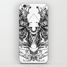 mirroraculous iPhone & iPod Skin