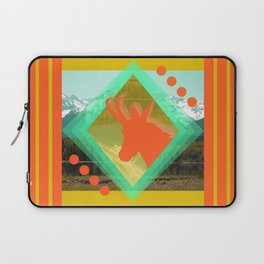 chamois d'or Laptop Sleeve