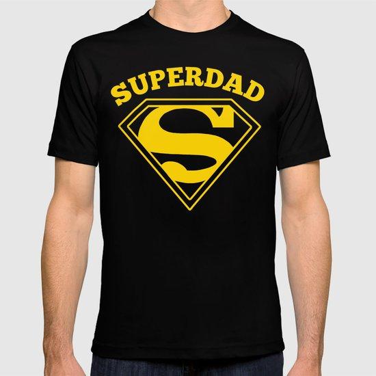 Superdad | Superhero Dad Gift T-shirt