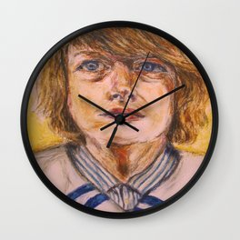 Harry Merry Wall Clock