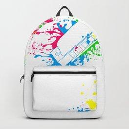 Splash Harmonica Backpack