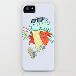Keep It Cool iPhone Case