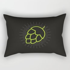 Me So Hoppy Rectangular Pillow