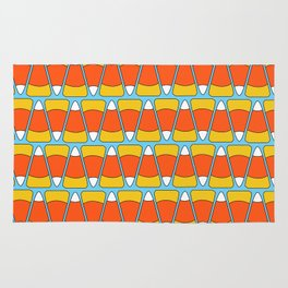 Candy Corn Sweetness / Pattern Rug