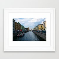 russia Framed Art Prints featuring RUSSIA by Azniv's Photos