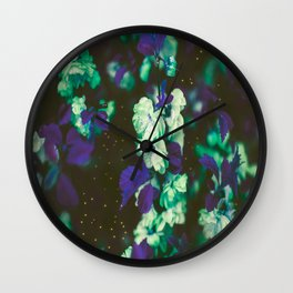 Chrysanthemum | Japan | Garden Wall Clock