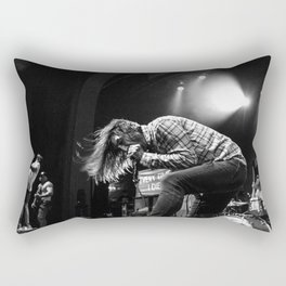 Every Time I Die Rectangular Pillow