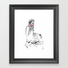 Turkish Delights - Gypsy Lover Framed Art Print