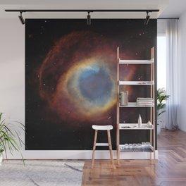 Nebula — Helix Nebula, NGC 7293 Wall Mural