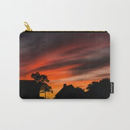 Let It Burn Carry-All Pouch