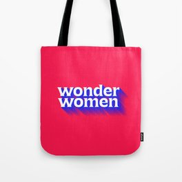 Wonder Women Tote Bag