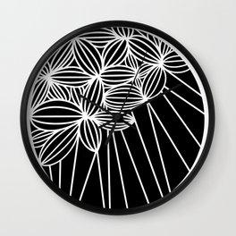 Circle art 1 Wall Clock