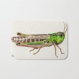Grasshopper Badematte
