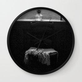 Contemporary Barnyard Wall Clock