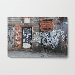 1332-34 Metal Print