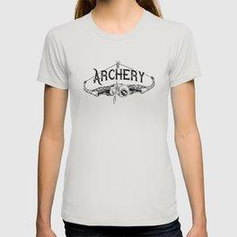 Tattoo Art Bow Archery T-shirt