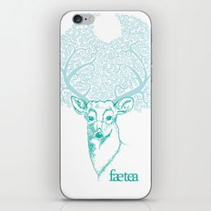 Dear Hart iPhone & iPod Skin