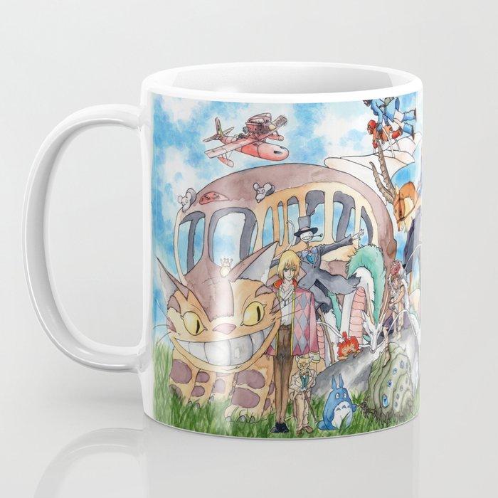 Studio Ghibli Coffee Mug
