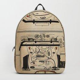 BUG knowledge Backpack