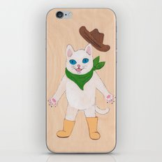 Woah! Kitty iPhone & iPod Skin