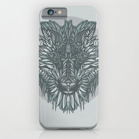Soul Wolf iPhone & iPod Case