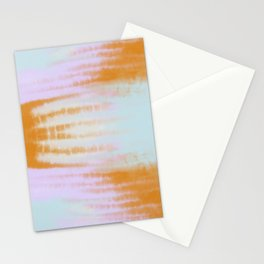 Pastel colors tie dye 71 Stationery Cards