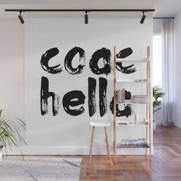 coac hella Wall Mural