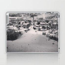 Ski town Laptop & iPad Skin