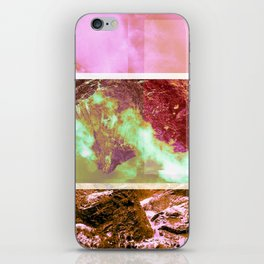 whos to say iPhone Skin