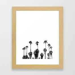 101 Palms Framed Art Print