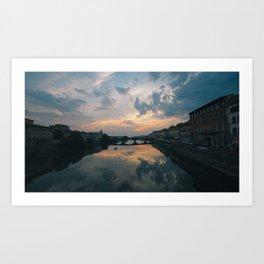 Florence/Firenze Art Print